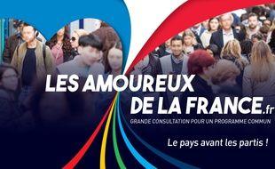 Nicolas Dupont-Aignan lance son site lesamoureuxdelafrance.fr