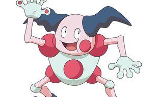 Mr. Mime se caractérise par ses pouvoirs psy qui lui permettent de bâtir des murs invisibles.