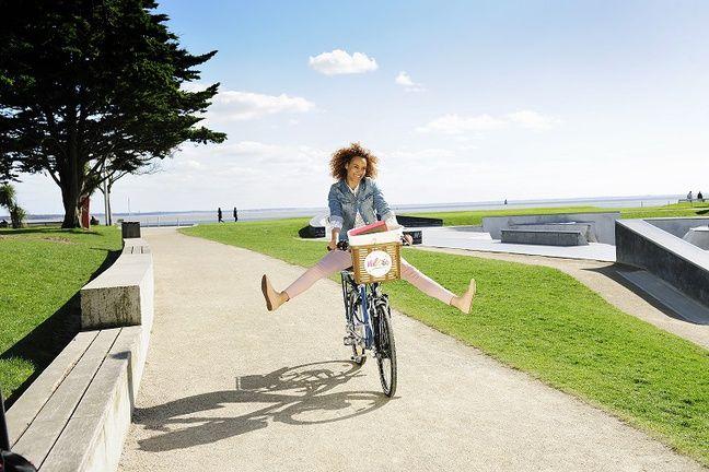 Les habitants peuvent louer le vélo au mois ou à l'année.