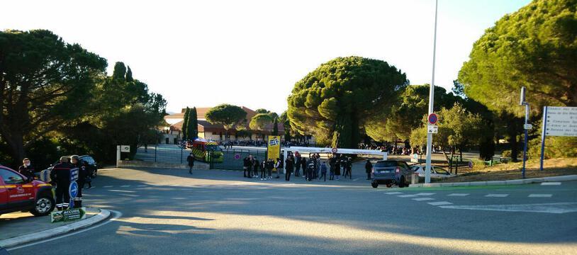 Pas moins de 600 collégiens ont été évacués à Sainte-Maxime dans le Var