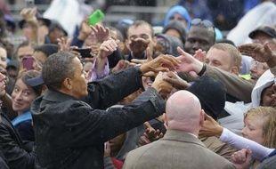 Excellente nouvelle pour Barack Obama deux jours après son débat raté face au républicain Mitt Romney: le chômage est passé sous la barre des 8% en septembre, un chiffre annoncé vendredi à un mois de l'élection présidentielle.