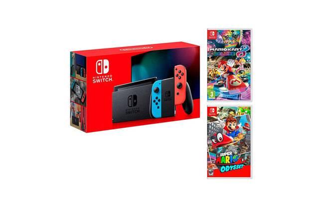 Pack Mario