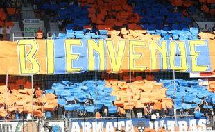 Les supporters de Montpellier ne sont les pas les bienvenus à Saint-Etienne samedi