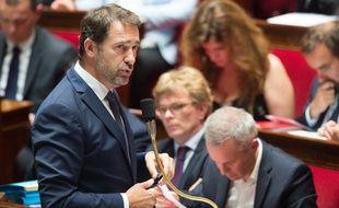 Le ministre de l'Intérieur Christophe Castaner à l'Assemblée (illustration).