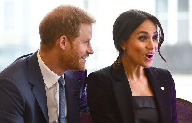 VIDEO. Royal Baby: Un bébé pour Meghan Markle et le prince Harry