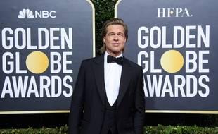 L'acteur Brad Pitt