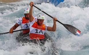 Gauthier Klauss et Mathieu Pêche veulent imiter Denis Gargaud à Rio.
