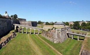 Le corps a été retrouvé au pied de la citadelle de Blaye, en Gironde.