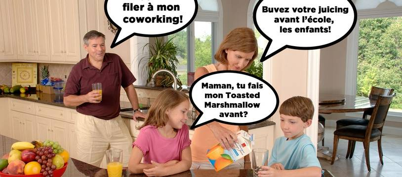 Juicing, souping... Qui mettra fin à ces expressions ridicules?