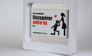 La «Rupture box» lancée par le site jerecuperemonex.com.