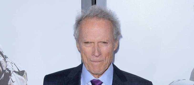 L'acteur Clint Eastwood