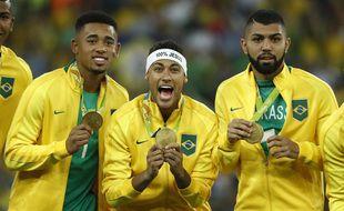 En 2016, Neymar et le Brésil avaient conquis l'or à domicile, lors des Jeux olympiques de Rio.
