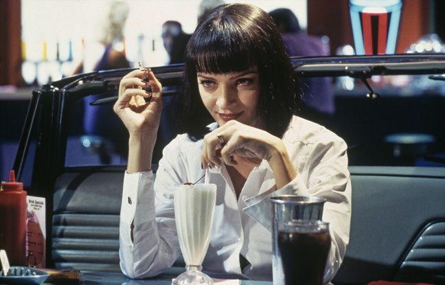 Uma Thurman dans «Pulp Fiction» (1992)