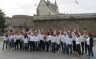 Plusieurs dizaines de femmes du numériques se sont réunies à Nantes