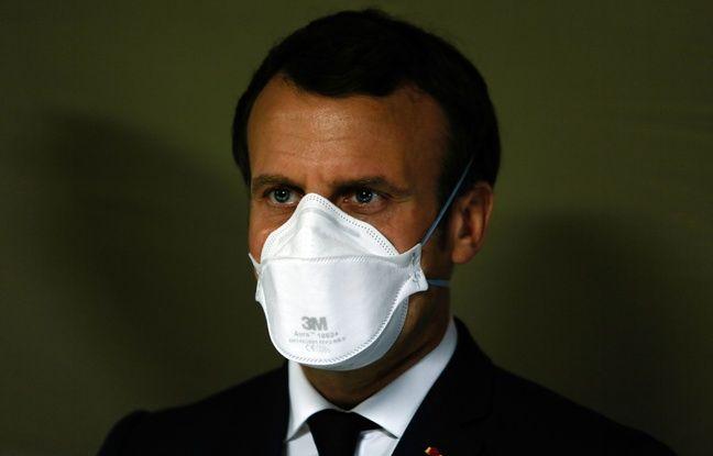 Coronavirus: L'allocution d'Emmanuel Macron en direct depuis Mulhouse a été suivie par 24,1millions de téléspectateurs