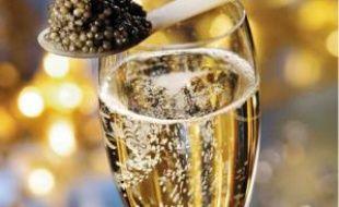 Le caviar est l'allié de la vodka ou du champagne, mais pas du vin blanc, trop boisé.