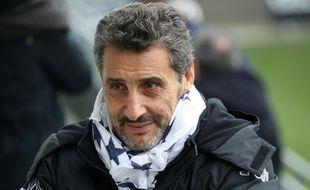 Le président du MHR, Mohed Altrad