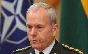Le général Knud Bartels, président du Comité militaire de l'OTAN, a déclaré jeudi à Tallinn qu'il n'y aurait pas d'intervention militaire de l'Otan en Syrie, pas plus qu'en Iran, tant que toutes les solutions politiques n'auraient pas été épuisées.