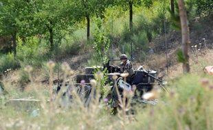 Six soldats américains de l'Isaf, la force armée de l'Otan en Afghanistan, ont été tués dimanche dans l'explosion d'une bombe artisanale dans l'est du pays, a-t-on appris de sources concordantes.