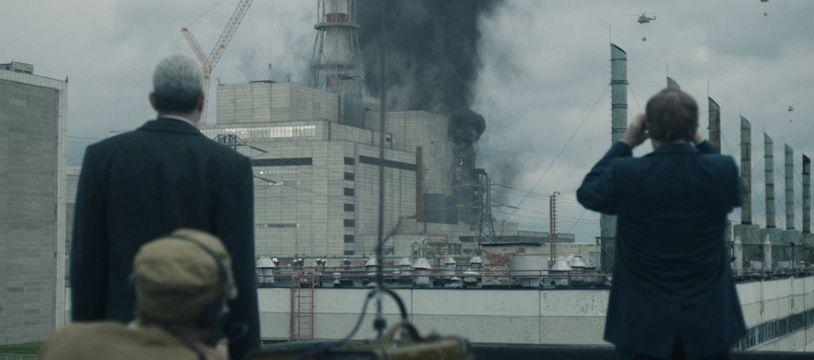 Image de la série HBO Chernobyl