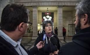 La porte-parole de L214 Brigitte Gothiere a annoncé son intention de faire appel.
