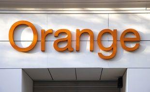 Illustration d'Orange.