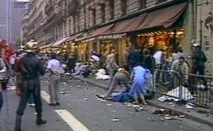 Le documentaire L'histoire secrète de l'antiterrorisme revient sur l'attentat de la rue de Rennes le 17 septembre 1986