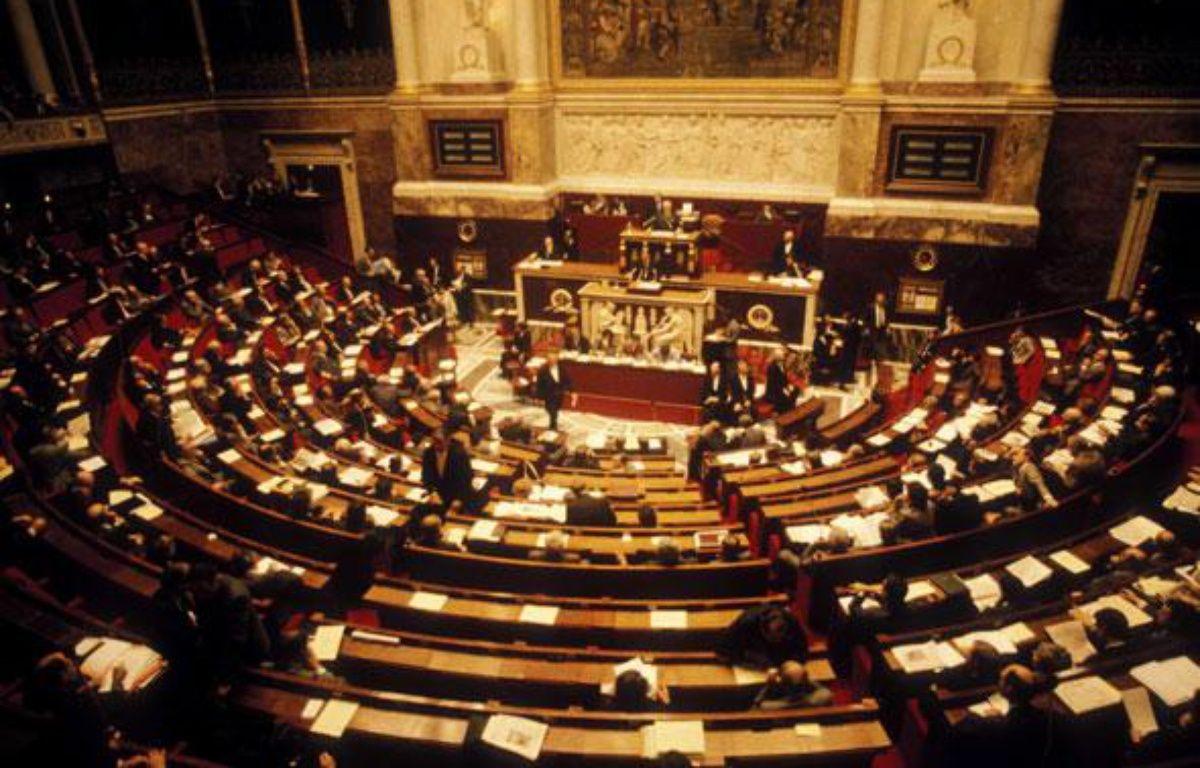 A l'Assemblée nationale le 11 août 2009. – APESTEGUY/SIPA