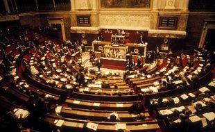A l'Assemblée nationale le 11 août 2009.