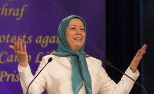 """La présidente du Conseil national de la résistance iranienne (CNRI, groupe d'opposition en exil) Maryam Radjavi estime que """"le printemps iranien est toujours vivace"""" et la situation explosive, en dépit de la répression du """"régime des mollahs"""", dans un entretien à l'AFP."""