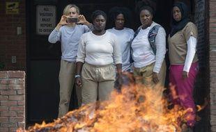 Les détenues de Litchfield mettent le feu aux poudres dans la 5e saison «d'Orange Is The New Black»