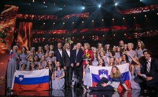 En 2017, la chorale slovène Carmen Manet a remporté la première édition de l'Eurovision Choir.