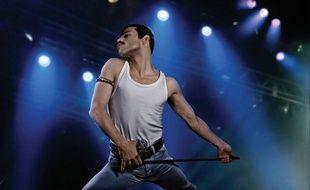 Image extraite du film «Bohemian Rhapsody».