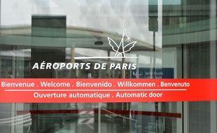 Illustration «Aéroports de Paris».