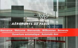 Illustration «Aéroports de Paris».