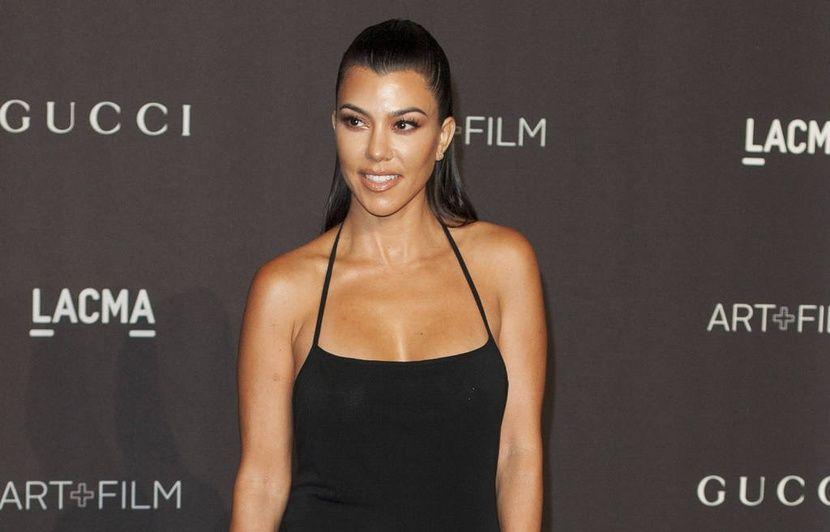 VIDEO. Kourtney Kardashian fête ses 40 ans... et dévoile son gâteau très original