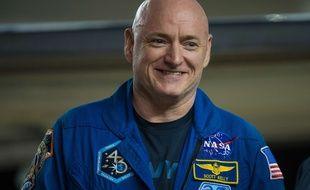 L'astronaute américain Scott Kelly a séjourné pendant 340 jours d'affilée dans l'espace.