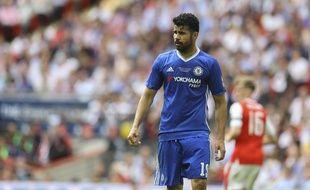 Diego Costa sous le maillot de Chelsea, le 27 mai 2017.