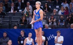 A 23 ans, le gymnaste antibois Loris Frasca vise une première participation aux Jeux olympiques.