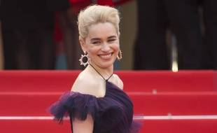L'actrice Emilia Clarke