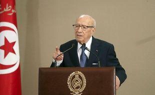 Le président tunisien Béji Caïd Essebsi défend l'égalite femme-homme dans l'héritage