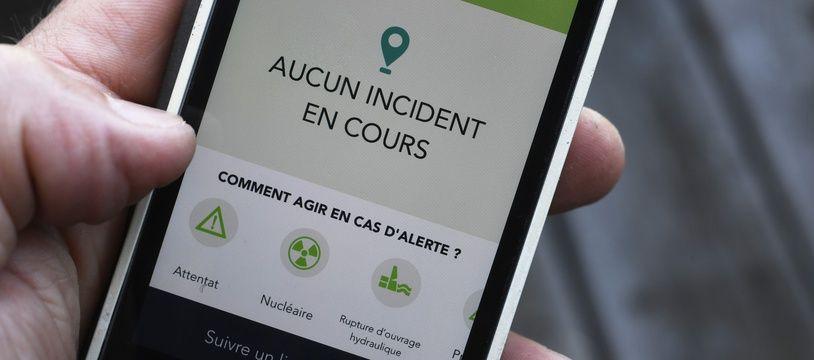 Un exercice attentat en Seine-Maritime a fait bugger l'application SAIP.