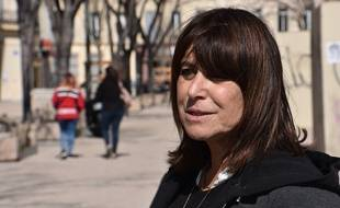 Michèle Rubirola en mars 2020