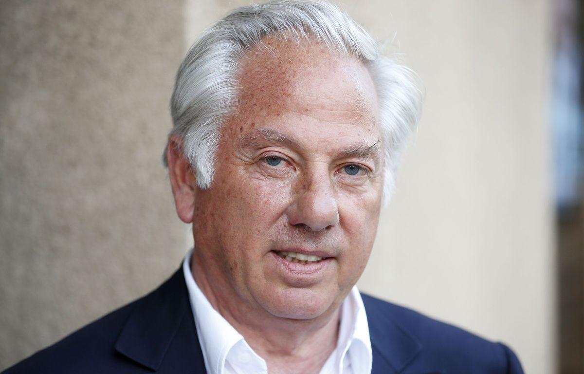 L'élu LR Camille de Rocca Serra, en juin 2017. – P. Pochard-Casabianca / AFP