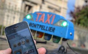 Le.Taxi a été lancé ce mardi à Montpellier.