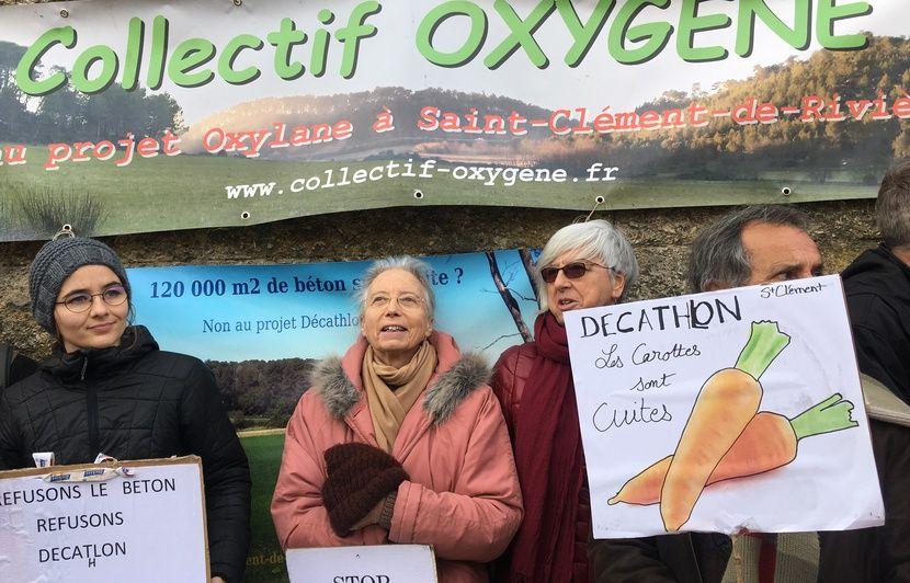 Montpellier : Nouveau feu vert de la justice pour le centre commercial contesté Oxylane
