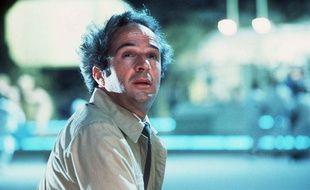 François Truffaut, cette fois-ci devant la caméra, dans «Rencontres du troisième type» de Steven Spielberg.