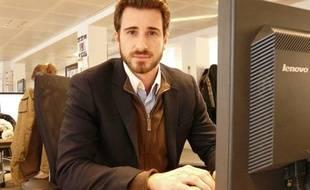 Julien Rochedy, Directeur national du Front national de la jeunesse