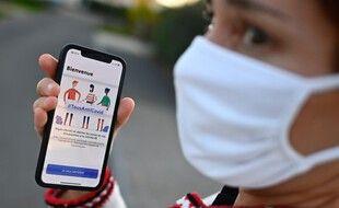 La nouvelle application de lutte contre l'épidémie : Tousanticovid.