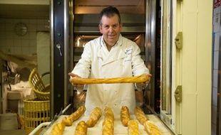 La boulangerie de Pascal Barillon fait la meilleure baguette.